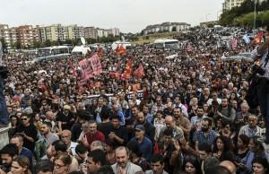 Double attentat à Ankara: point de vue / témoignage