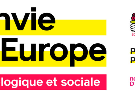 Envie d'Europe – Le site web de la campagne