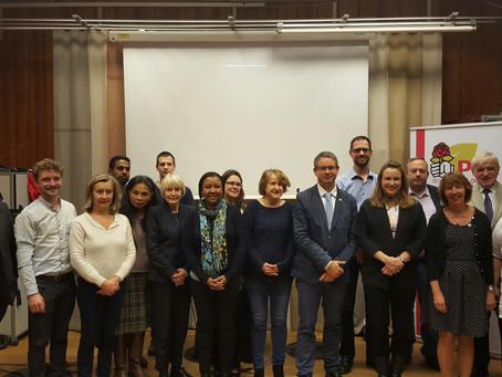 STOCKHOLM : SUCCÈS DE LA COORDINATION RÉGIONALE DE LA 3e CIRCONSCRIPTION D'EUROPE DU NORD
