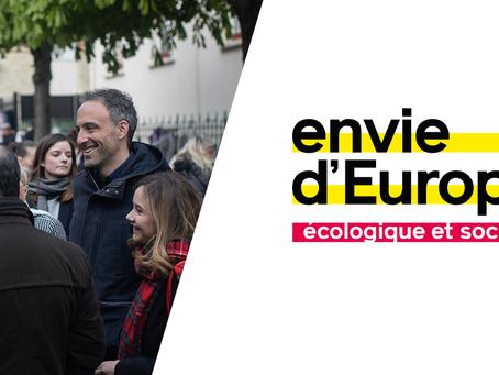 Envie d'Europe – le programme!