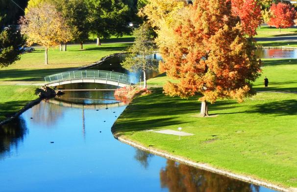 Boise's Women & Their Parks