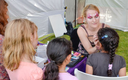 BSFFD-Lady-Face-Painting