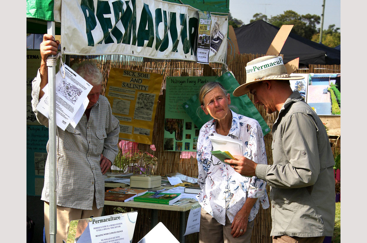 BSFFD-Permaculture-Stall