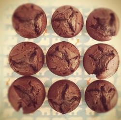 Scrumptious Cupcakes Close Up