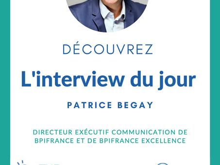 🎙️ [ L'Interview du Jour ] - Patrice Begay
