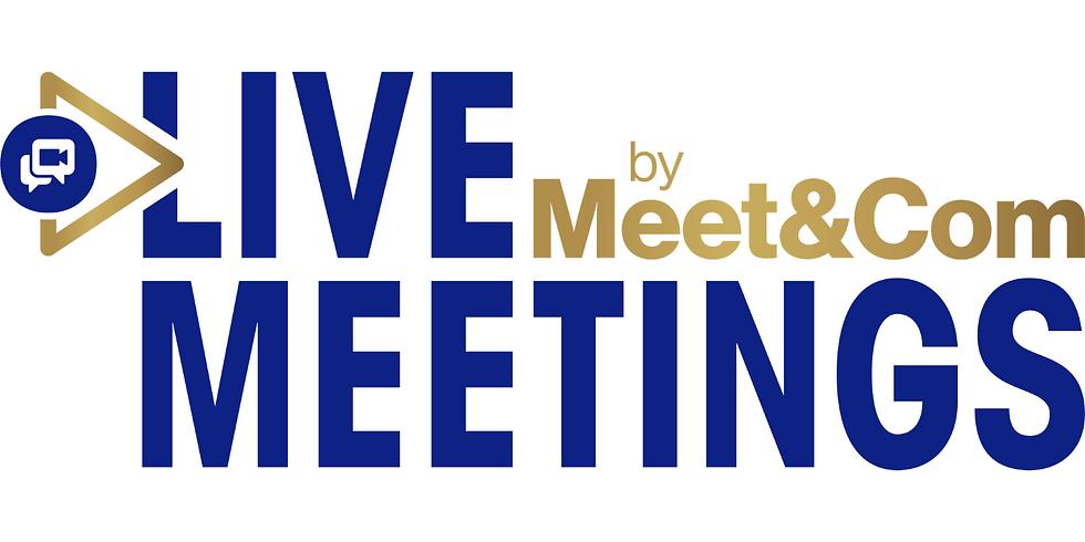 LIVE MEETINGS