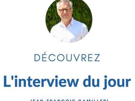 🎙️ [ L'Interview du Jour ] - Jean François Camillerie
