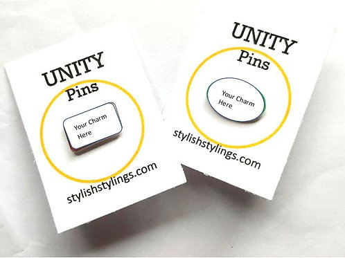 BR1001 Unity PIns:   price varies with quantity