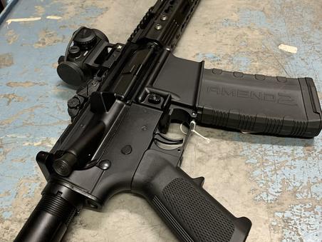 Custom Anderson AR-15