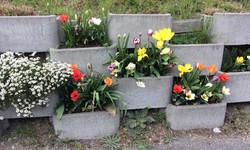 26 composition florale PERACINO Evelyne