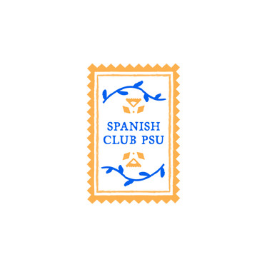 Spanish Club PSU Logo