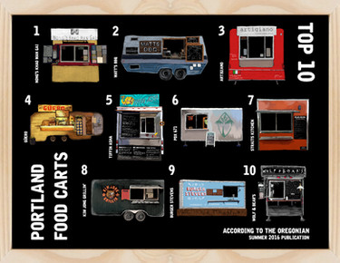 Food Cart Taxonomy