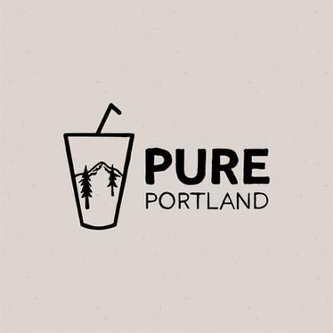 Pure Portland Branding