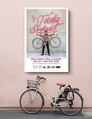 Bike Challenge Campaign 2018