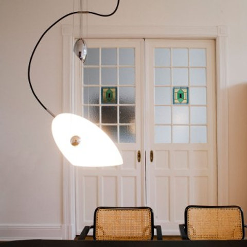 Kb Form Uovo Suspension Lamp Ielectrical