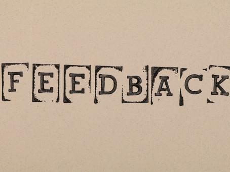 Feedbacks Were Never So Interesting....