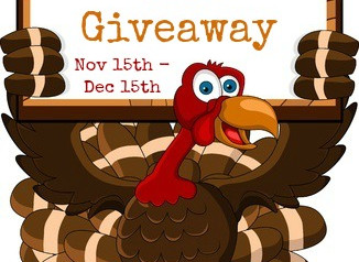 Thankful for Cash $250 Giveaway