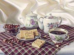 tea timewith Meg Macy