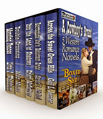 A Cowboy's Brand Anthology Boxed Set