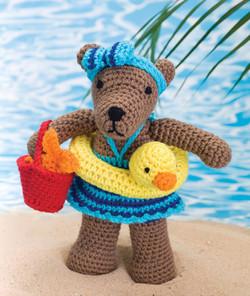 Swimmer Bear
