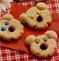 Adorabl Bear Cookies