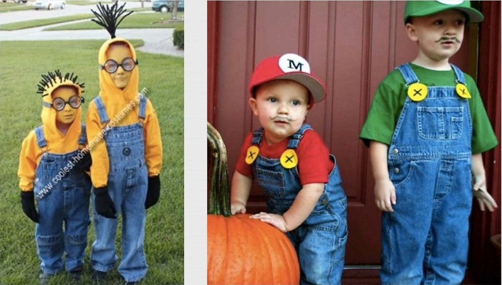 brother costumes