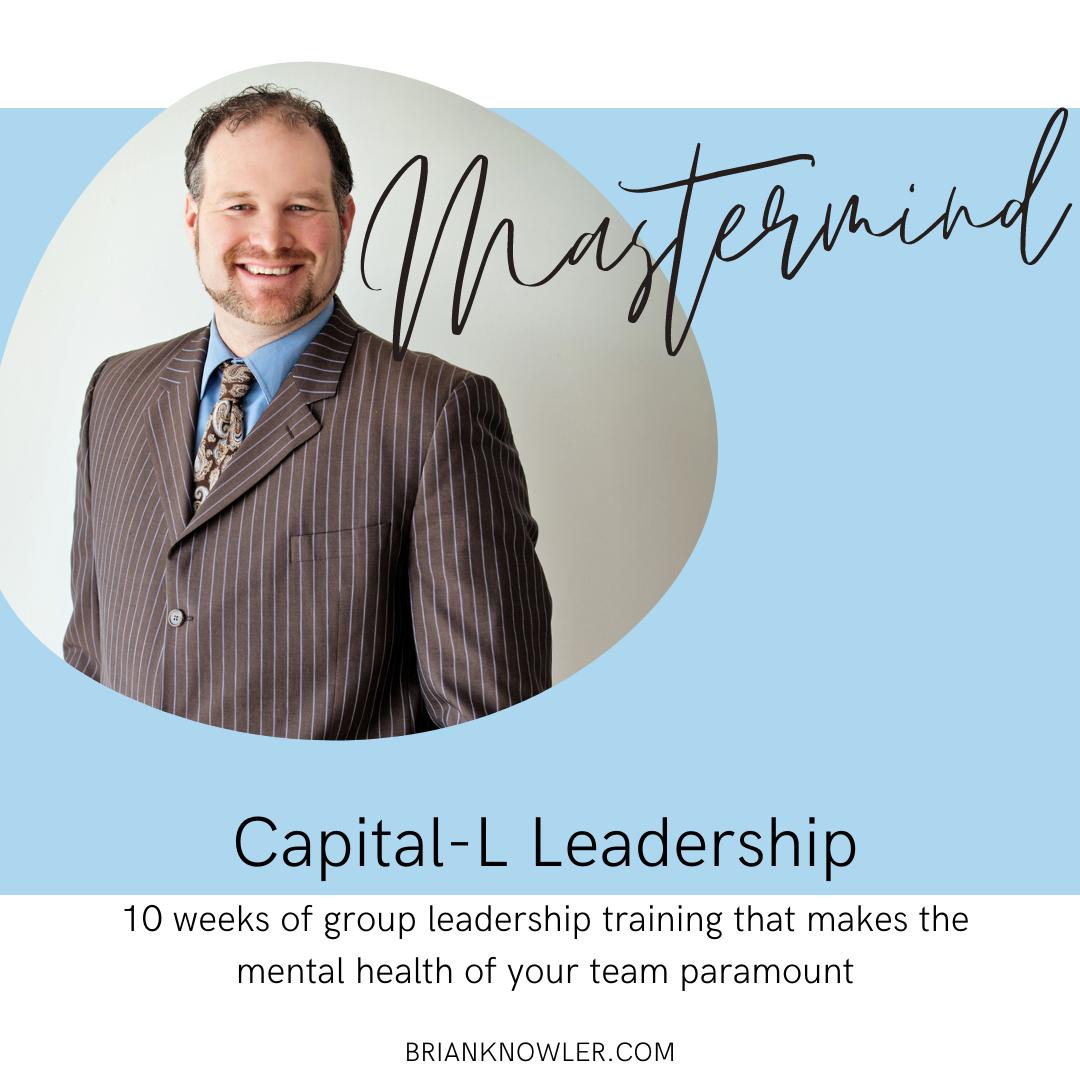 CAPITAL-L Mastermind Consultation Call