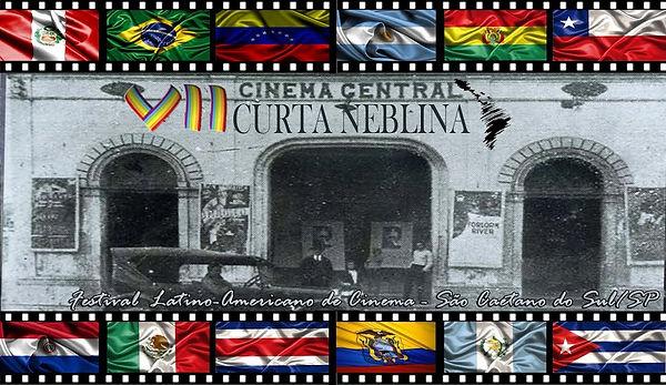 logotipo VII curta neblina - São Caetano