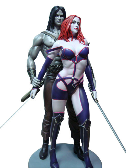 Video Games Statues