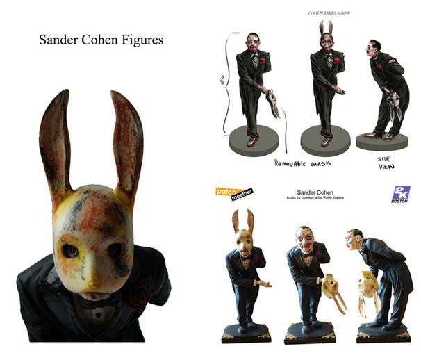 Sander Cohen Figure