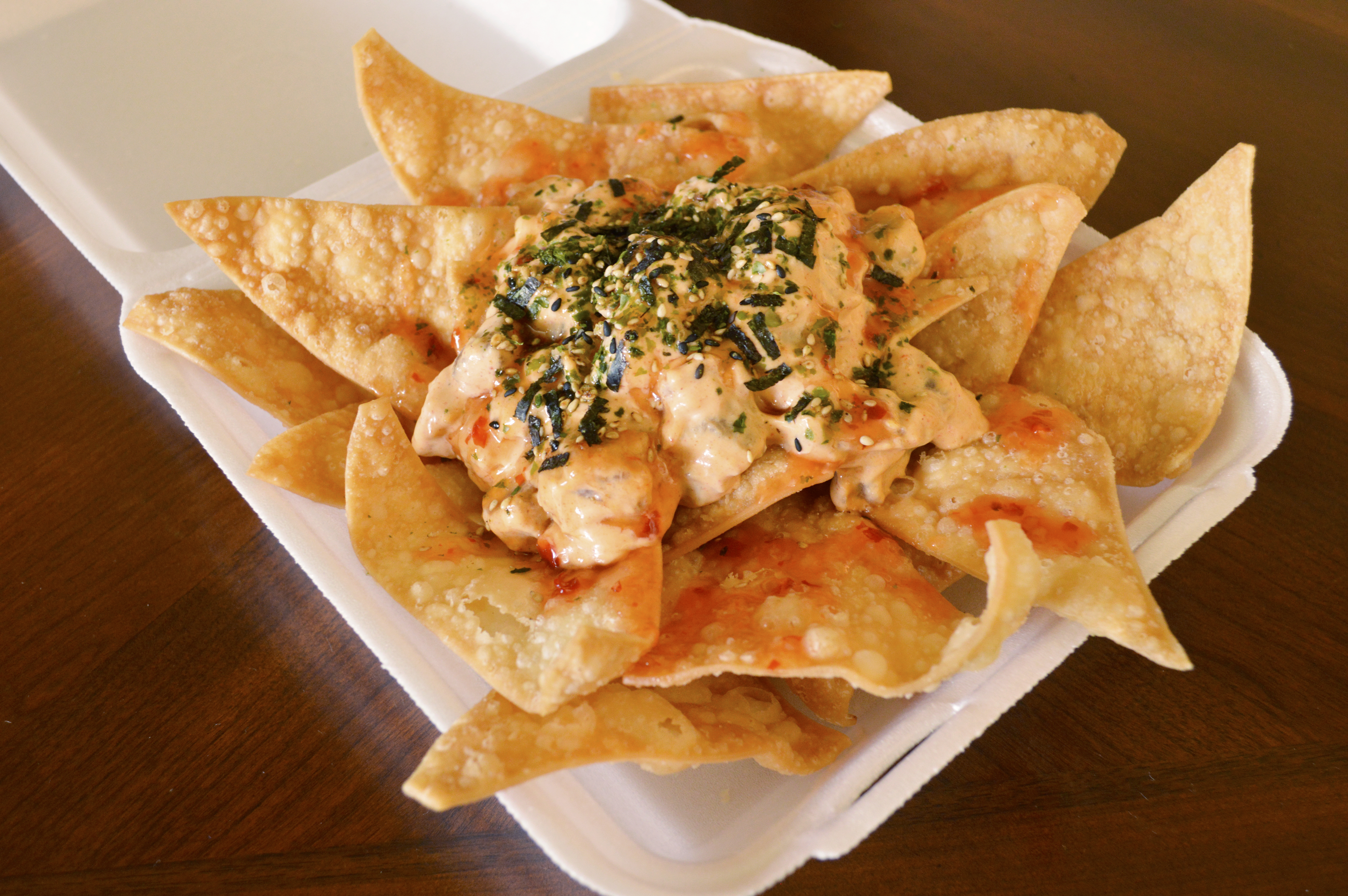 Home of the Original Poke Nacho