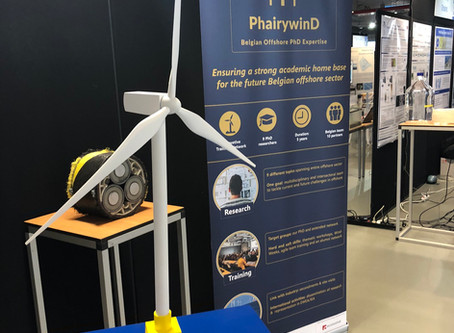 PhairywinD @ launch of Ostend Science Park