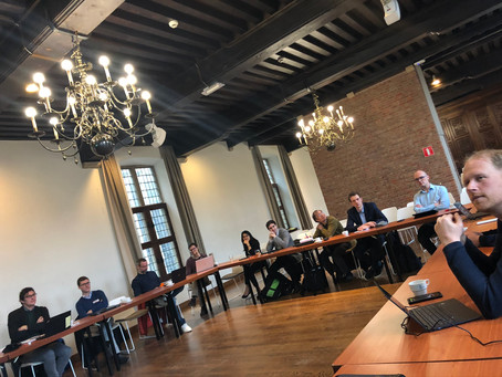 Official kick-off meeting for PhairywinD partnership