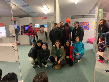 YA's Snow Camp
