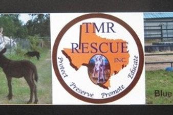 TMR Bumper Sticker