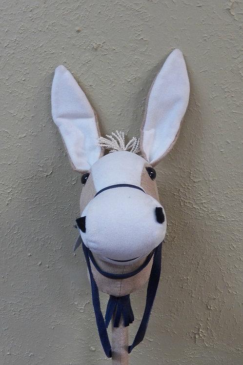 Blue Boy Stick Donkey