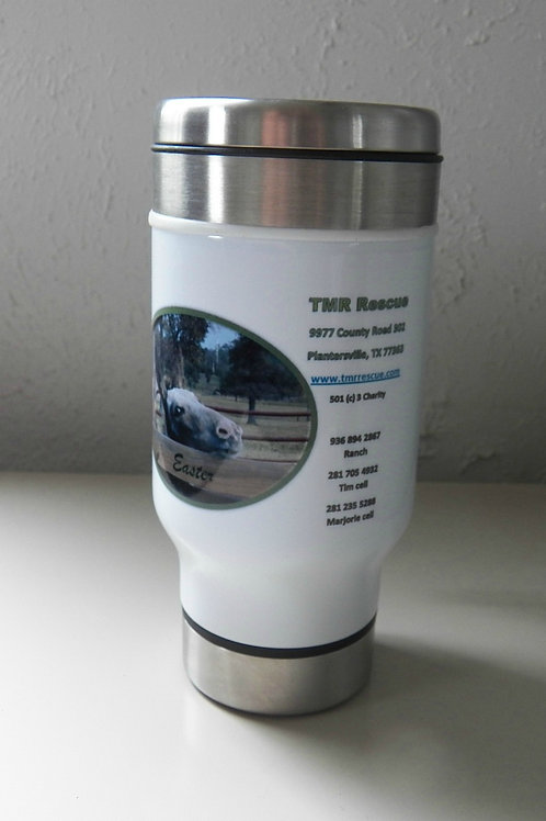 TMR Tall Thermal Mug