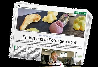 Blick hinter die Kulissen_Zeitungsartike