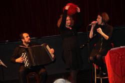 Piccolo Swing avec Déborah De Blasi et F