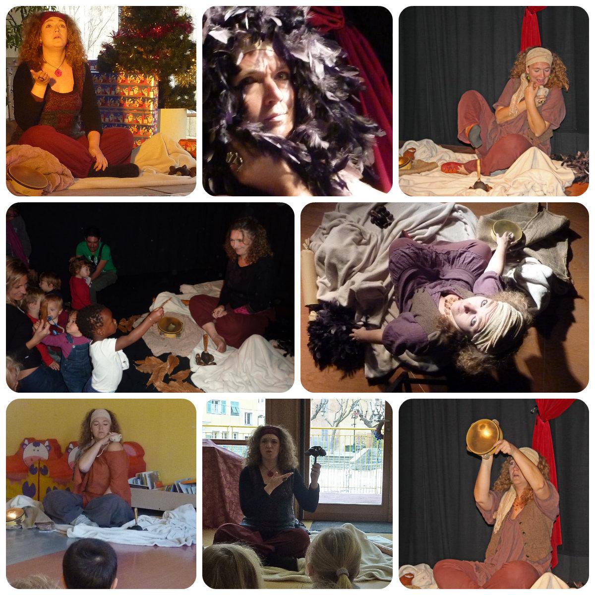 collage Contes du Bout des Doigts