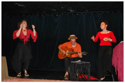 Piccolo Swing avec Deborah de Blasi et C