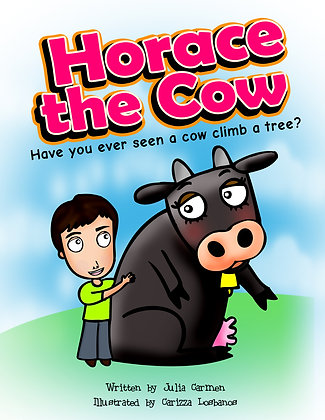 Horace the Cow - Coming Soon!