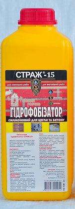 Гідрофобізатор STRAZH-15 (2л)