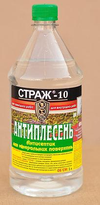 Антисептик для мінеральних поверхонь STRAZH-10 (1л)