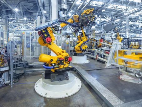 Safely Using Robotics in Pharmaceutical & Manufacturing Plants