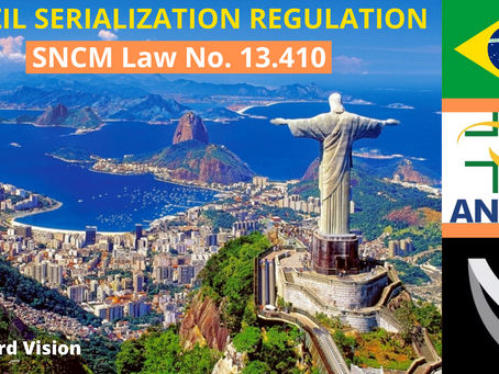 How to be Ready for Serialization Regulation in Brazil