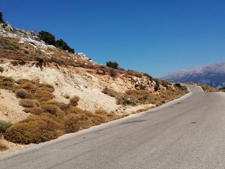 Crete a journey in Blue