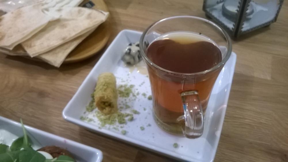 Minttu tee
