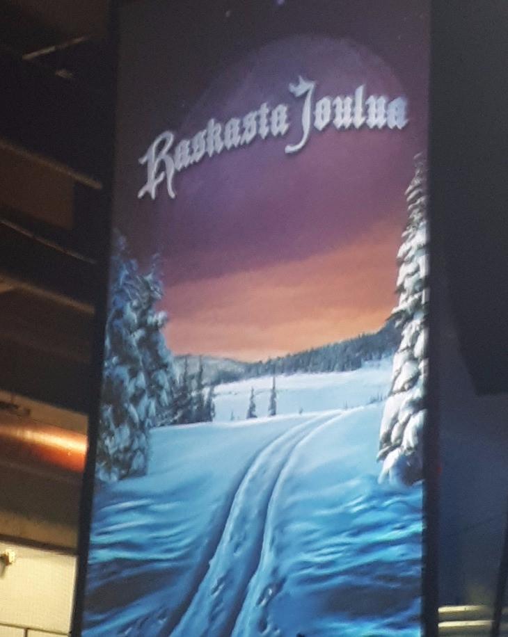 Raskasta Joulua - Kokkola - 2017