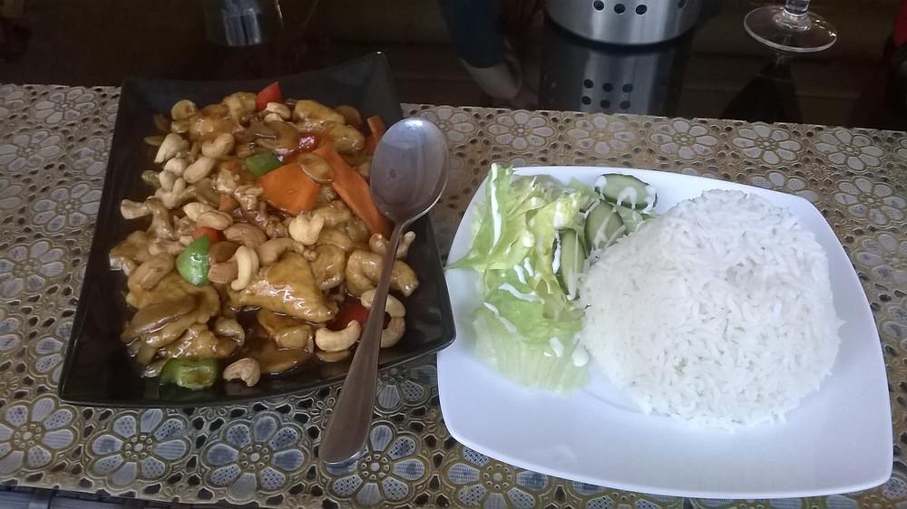Cashew kana